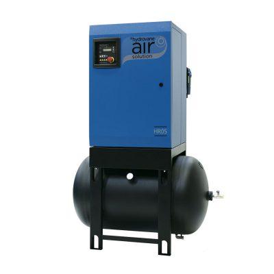 Hydrovane 4-7 kW Intergrated Dryer & Receiver Solution - Regulated Speed