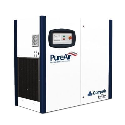 CompAir Oil Free Screw Compressor D22HRS