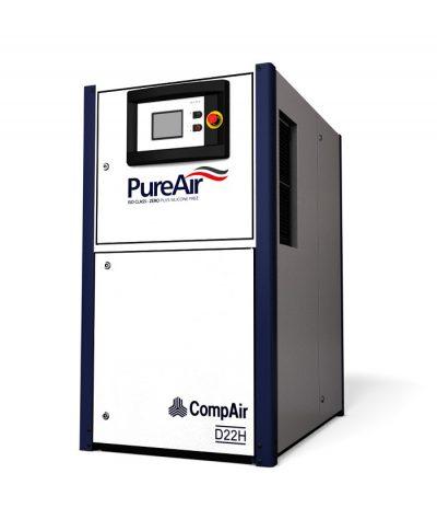 CompAir Oil Free Screw Compressor D22H - 8