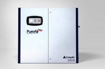 CompAir Oil Free Screw Compressor D75HRS