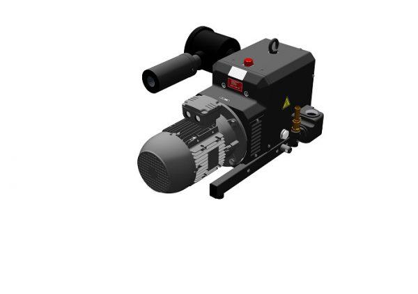 Elmo Rietschle DLR150-01BL