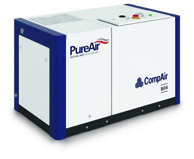 CompAir Oil Free Scroll Compressor S04 - 8