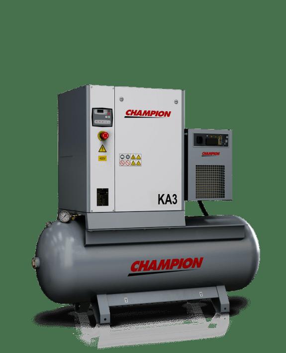 Champion KA 3 270LT Tank + Dryer