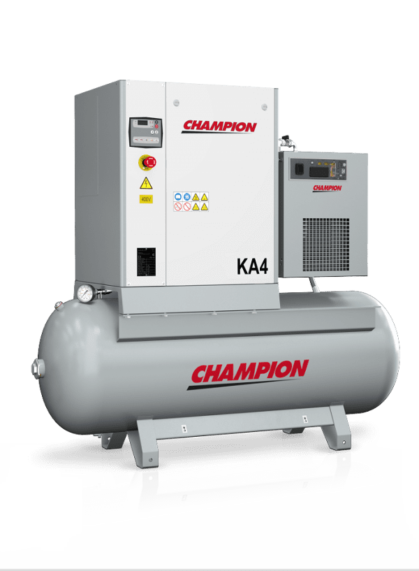 Champion KA 4 270LT Tank + Dryer