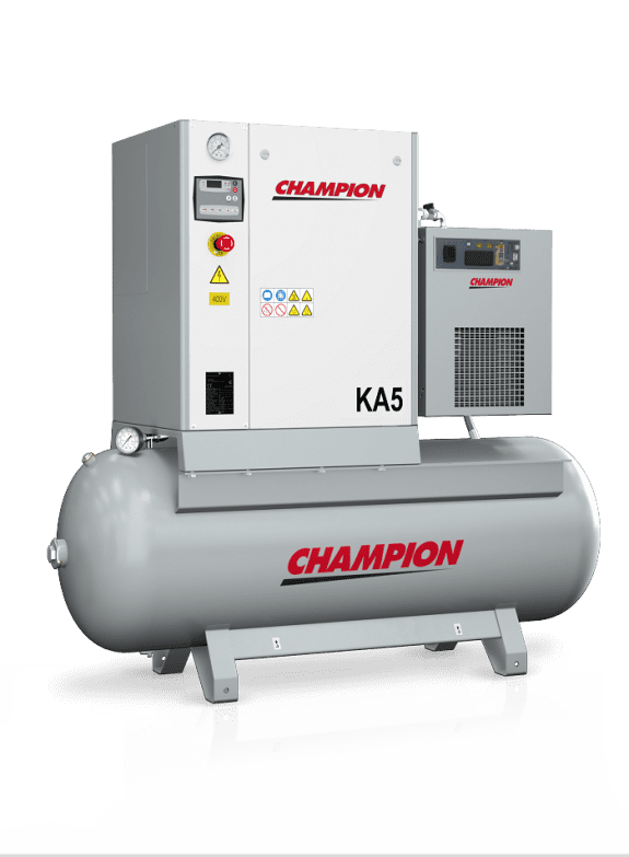 Champion KA 5 270LT Tank + Dryer