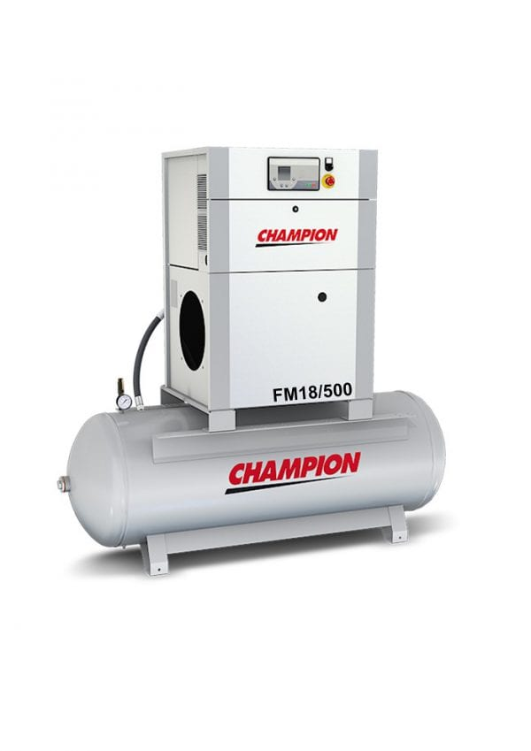 Champion FM 18 - 7 bar 500LT Tank