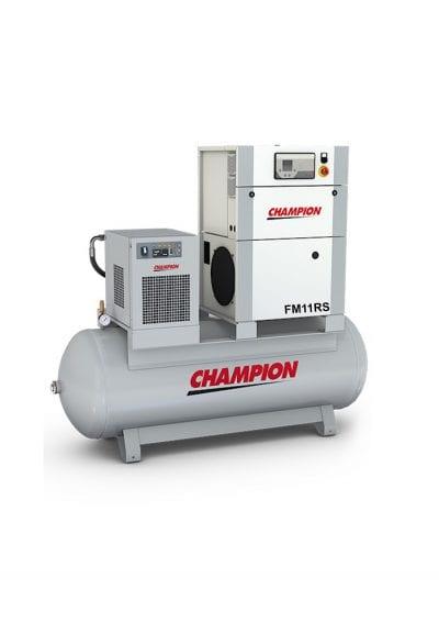 Champion FM 11 RS - 7 bar 270LT Tank + Dryer