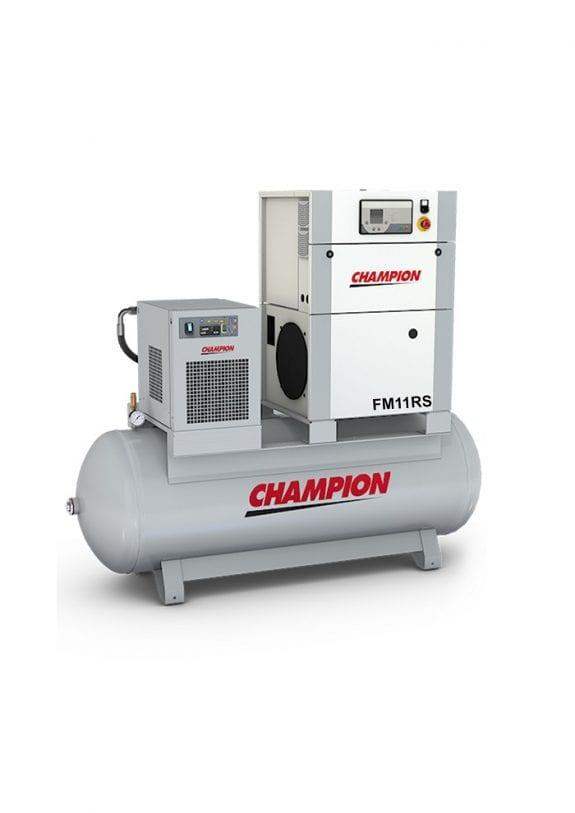 Champion FM 11 RS - 7 bar 500LT Tank + Dryer