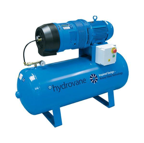 Air Compressors - Hydrovane