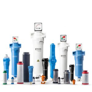 Walker Compressed Air & Gas Filters