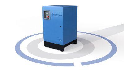 Hydrovane HR05E - 10 - Fixed Speed Rotary Vane Compressor
