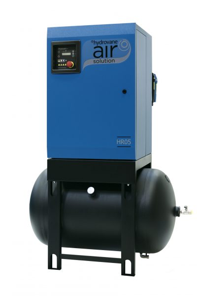 Hydrovane HV22ACER - 10 - Rotary Vane Compressor & Receiver