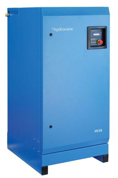 Hydrovane HV18RS - Regulated Speed Rotary Vane Compressor