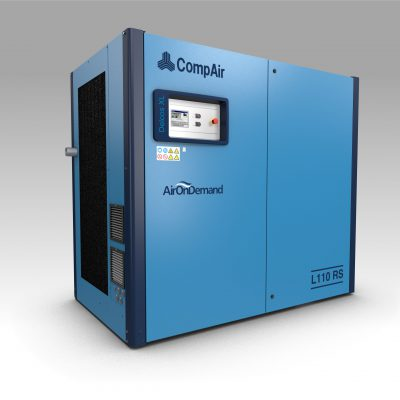 CompAir L110RS - Regulated Speed Rotary Screw Compressor