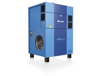 CompAir L18RS - 07 - Regulated Speed Rotary Screw Compressor