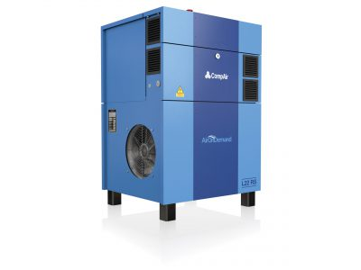 CompAir L22RS - 10 - Regulated Speed Rotary Screw Compressor